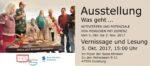 Duisburg –  Impressionen  von der Ausstellungseröffnung in den Sana-Kliniken